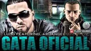 Gata Oficial Lui G Ft Arcangel Y El Remix  (Www.FlowHoT.NeT)