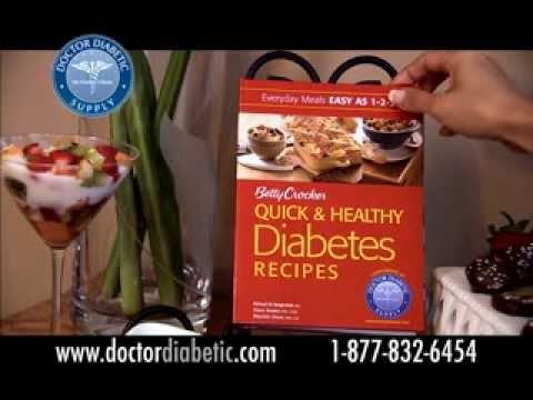 Betty Crocker Quick & Healthy Diabetes Recipes Cookbook