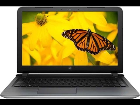 HP 15 AB219TX Laptop specifications and review