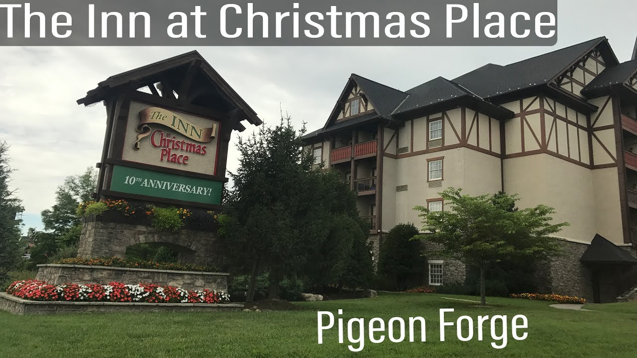 The Christmas Inn At Pigeon Forge Tn
