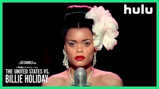 The United States vs. <b>Billie Holiday</b> - Trailer (Official) • A Hulu ...