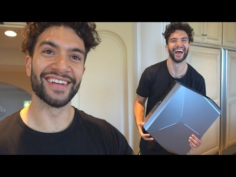SURPRISING MY ROOMMATE WITH A NEW GAMING PC