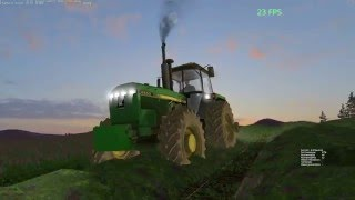 Mowin Alfalfa In Idaho Farming Simulator 2015