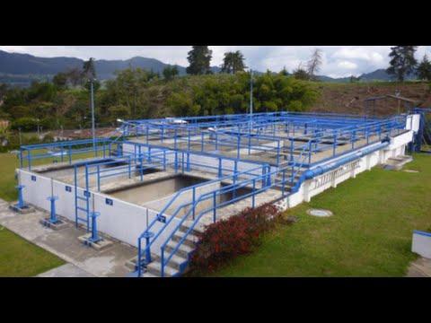 Planta de tratamiento de agua potable youtube - Tratamiento de agua ...