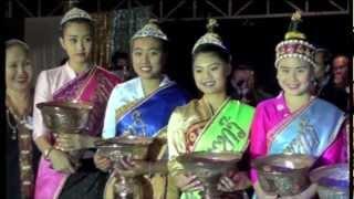 Lao New Year Festival 2012 @ Wat Phrayortkeo Sydney Part 1