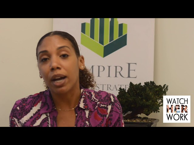 Career Transitions: Behave Like A Boss, Shaina Silva | WatchHerWorkTV