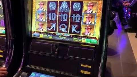Spielbank Casino 10€ Einsatz Bookof Ra ****Big win****