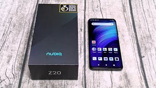 Nubia Z20 - Unboxing and First Impressions