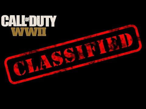 CLASSIFIED Is The BEST MAP In Call Of Duty WW2 - COD WW2 NO RAGE - Episode #3 (COD WW2 Multiplayer)