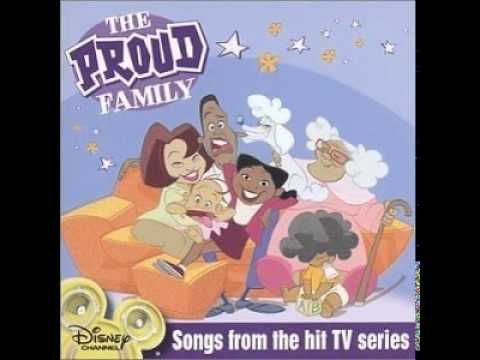 The Proud Family Theme - Solange featuring Destiny's Child