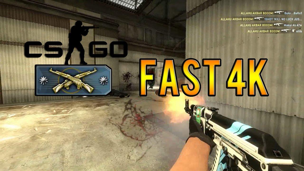 Cs:Go Fast