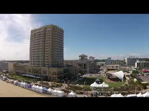 The Height of Luxury: The Hilton Virginia Beach Oceanfront