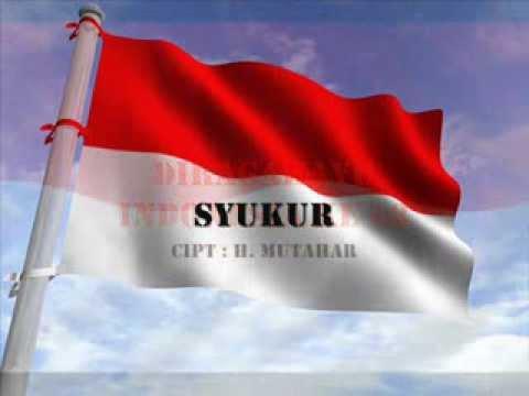 SYUKUR Cipt.H Mutahar