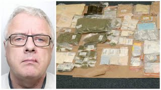 Police Corruption – Former West Yorkshire Police Inspector jailed for theft of drugs worth £700,000