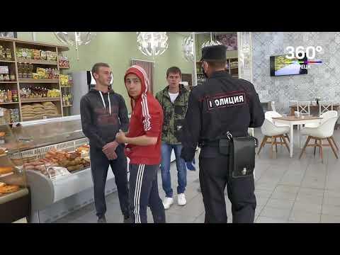 В Белорецке проходят рейды оп соблюдению масочного режима