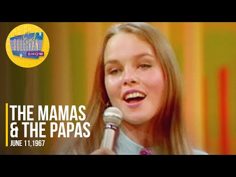 """The Mamas & The Papas """"Creeque Alley"""" on The Ed Sullivan Show"""