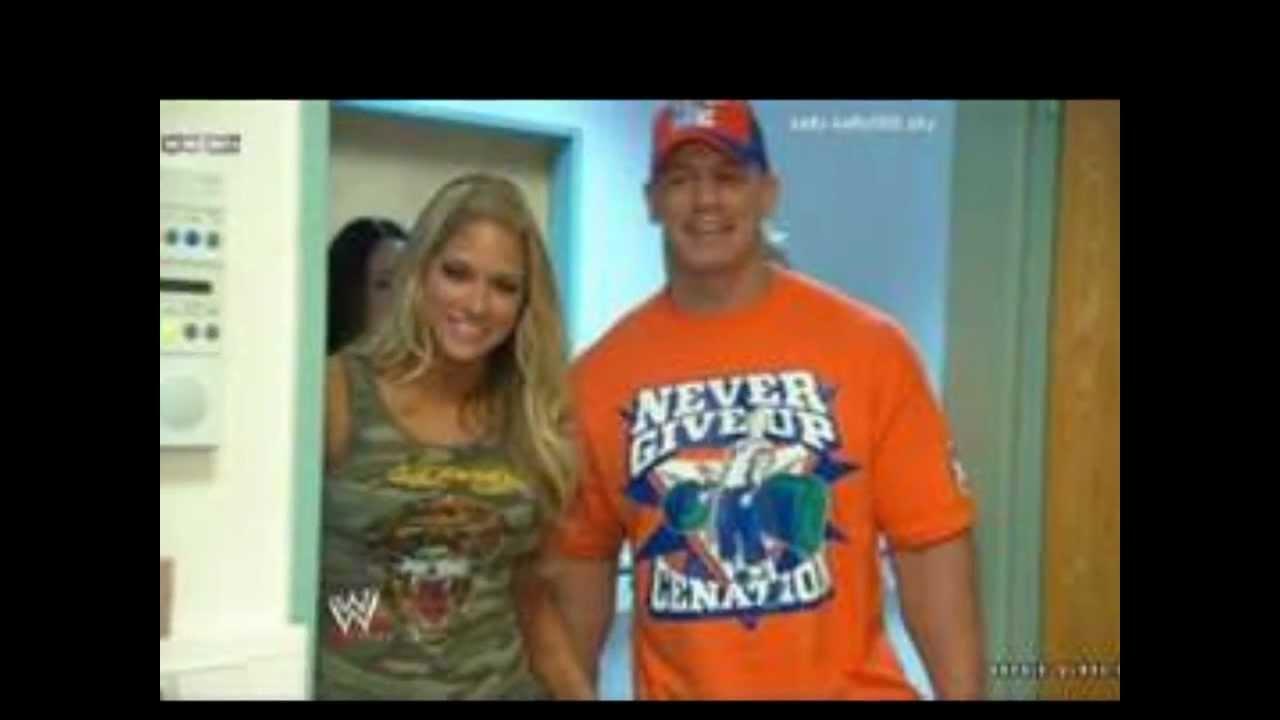 And John Kelly Cena Carlson