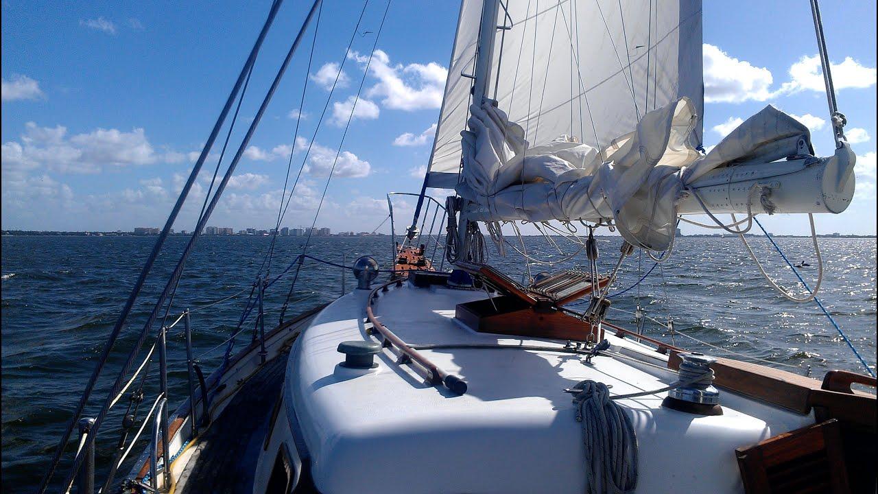 Pirate's Lady - Sailing Treasure Island to Sarasota (Music ...