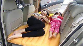 Tempat Tidur mobil sleep car Murah dan simple Matras Mobil
