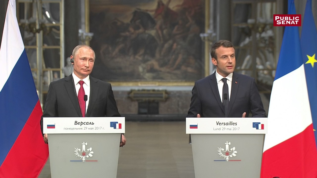 Macron poutine rencontre [PUNIQRANDLINE-(au-dating-names.txt) 58