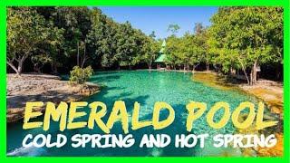 Krabi Thailand | Emerald Pool and Hot spring waterfalls Adventure