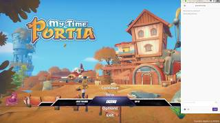 How to Play My Time At Portia Pt 3