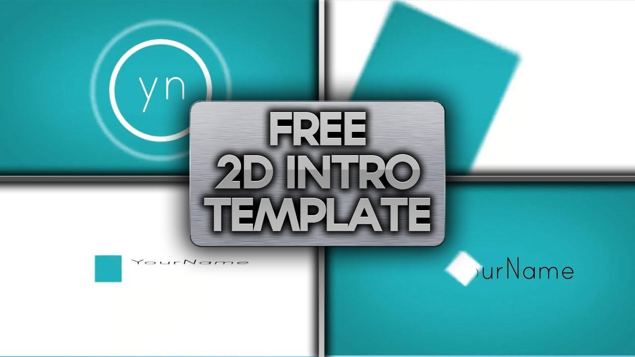 Fresh Dynamic 2D Intro Template | After Effects CS4/CS5 - YouTube