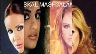 فنانات عربيات و عمليات التجميل قبل و بعد