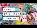 How to download paid Magazines Free (2019) | Best Websites to Download Free Magazines