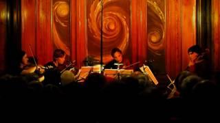 Stefan Höll, Streichquartett Nr. 2, 3. Satz [Koehne Quartett]