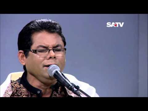 Robir Abir -  A Solo Musical Program of Kamal Ahmed @ SATV.