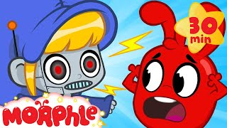 Mila the Robot - My Magic Pet Morphle | Cartoons For Kids | Morphle TV | BRAND NEW