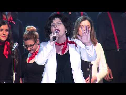 SKAC zbor - Tebe žeđa duša moja (Uskrs fest 2018.)