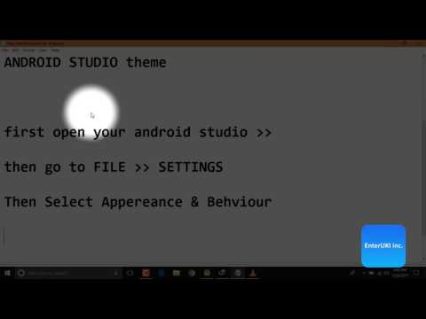 Download How To Turn On Dark Theme In Android Studio Dracula