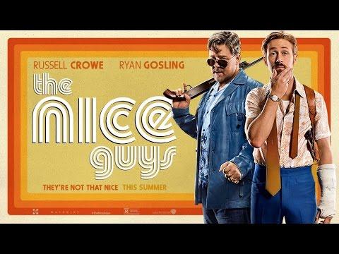 The Nice Guys 2016 Movie