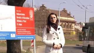Plzeň v kostce (13.4.-19.4.2015)
