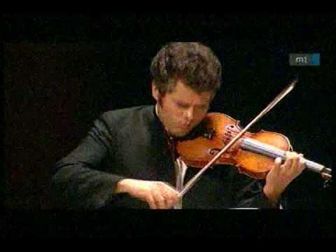 Mozart sonata K. 304 Zoltán Kocsis (piano) Barnabás Kelemen (violin)