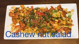 Cashew nut salad chicken recipeচইনজ রসটরনট সটইল কশনট সলদ