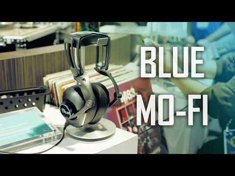 Mo-Fi Headphones w/ Built-in-AMP - Blue Microphones
