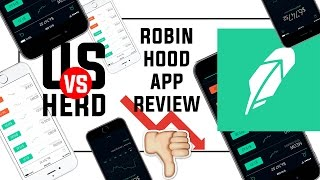 Robinhood App Review: Why it's not worth commission free trading