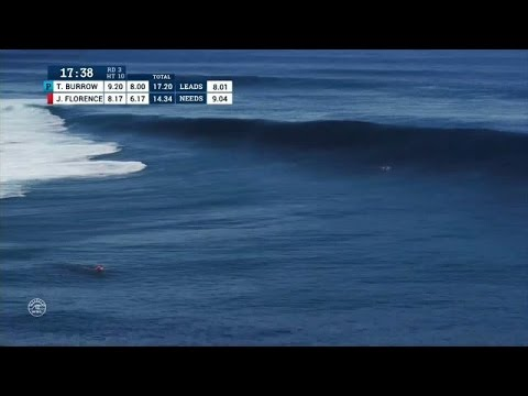 Burrow Finds a Perfect Line at Cloudbreak