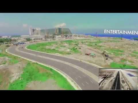 NAIA Expressway - Entertainment City Manila (Next Las Vegas of the Philippines)