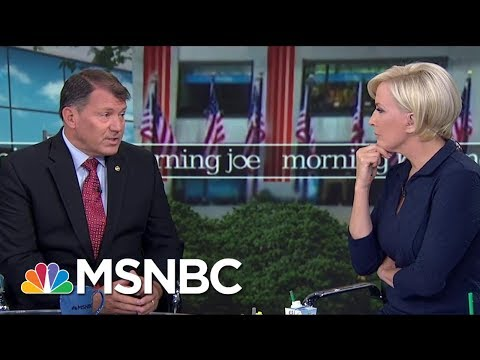 Senator Mike Rounds Says Look At Donald Trump's Actions On North Korea | Morning Joe | MSNBC