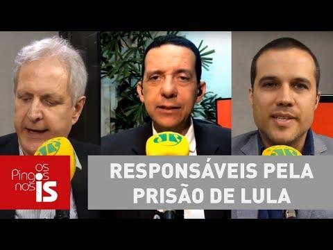 Debate: Dilma Indicou Maioria Dos Juízes Responsáveis Pela Prisão De Lula