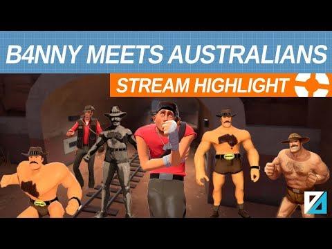 [TF2] b4nny Meets Some Australians