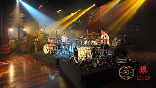 Live from Sakae Drum Day 2015 at Gedung Kesenian Jakarta, October 13, 2015 Hiroyuki Noritake feat Kenny Eliezer (Shed Session) on the last performances.