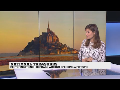 How can France protect its national heritage without breaking the bank?