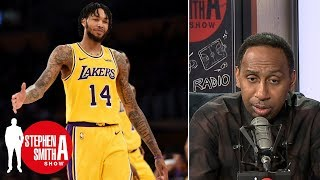 Stephen A.: Brandon Ingram not a second star for Los Angeles Lakers | Stephen A. Smith Show