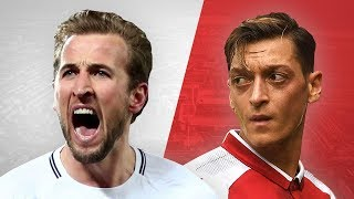 HAVE SPURS OVERTAKEN ARSENAL? | TOTTENHAM 1-0 ARSENAL | NORTH LONDON DERBY