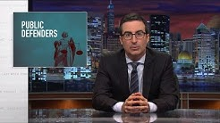 Public Defenders: Last Week Tonight with John Oliver (HBO)